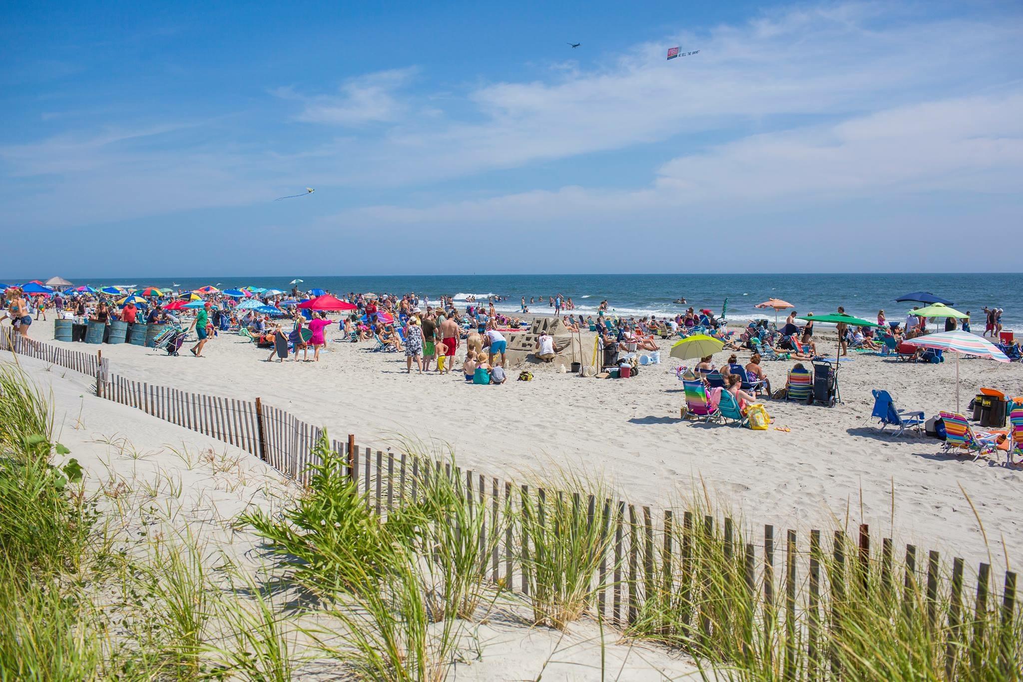 SIC beaches